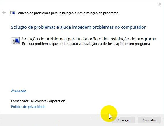 Solucionar problemas na Instalação do Aplicativo Itaú