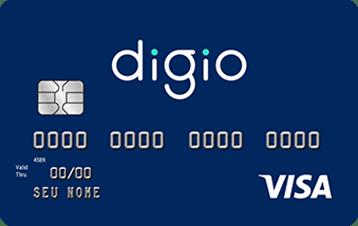 Cartão Digio sem anuidade