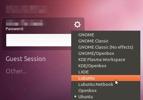 Mudar interface gráfica no Linux