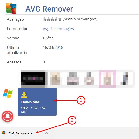 Download do AVG Remover