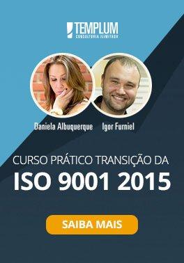 Curso Migração ISO 9001:2015