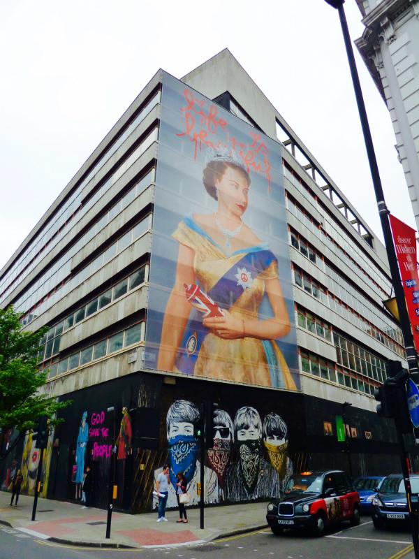 Mitos e verdades sobre a experiência internacional | Ruas de Londres | Foto: Andrea Tissenbaum