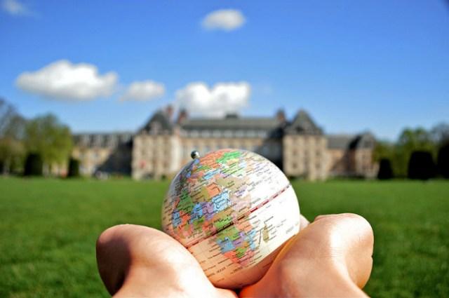 Estudar fora vai te transformar | Foto: Ken Teegardin, via Wikimedia Commons