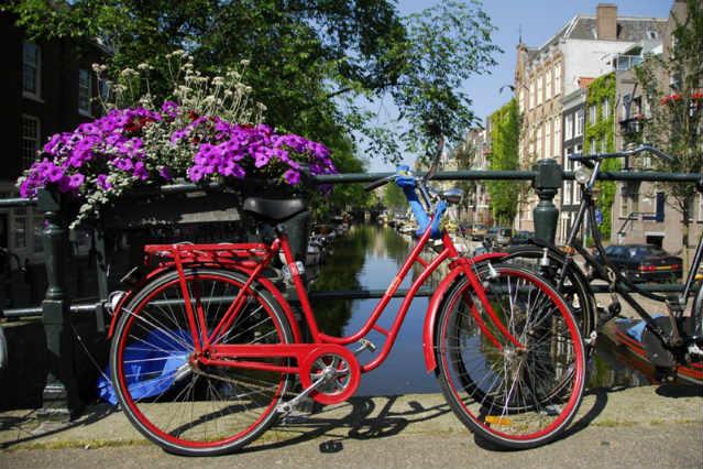 Estudar na Holanda | Amsterdam | Foto: Bit Boy, via Wikimedia Commons