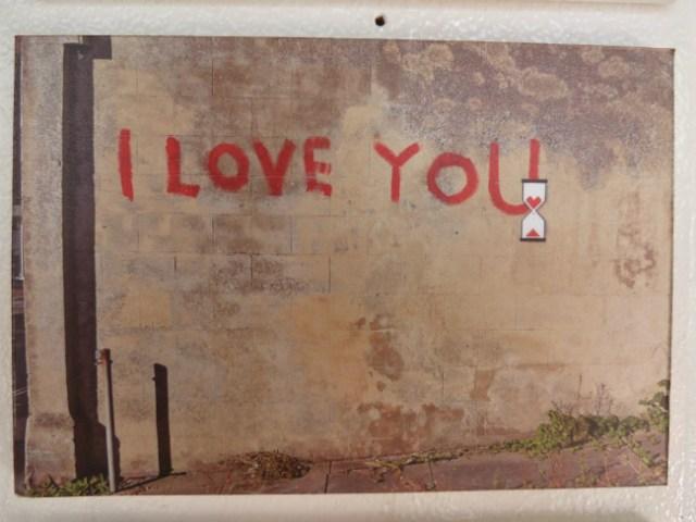 Grafites de Londres | Foto: Andrea Tissenbaum