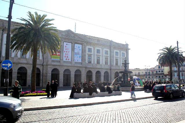 Universidade do Porto | Foto: Mathieu Marquer, via Wikimedia Commons