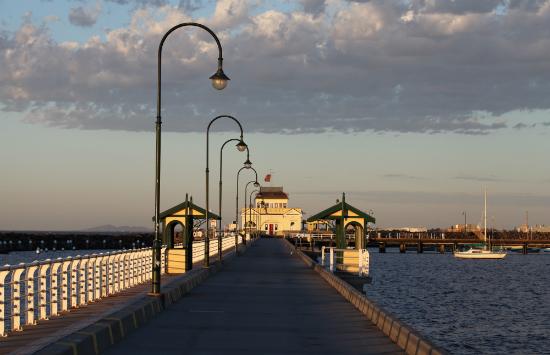 St Kilda Pier | Foto: Donaldytong via Wikimedia Commons