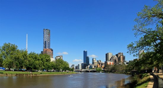Yarra River | Foto: Donaldytong via Wikimedia Commons