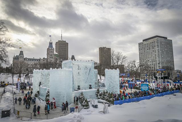 Carnaval de inverno de Quebec | Foto: Matias Garabedian via Flickr