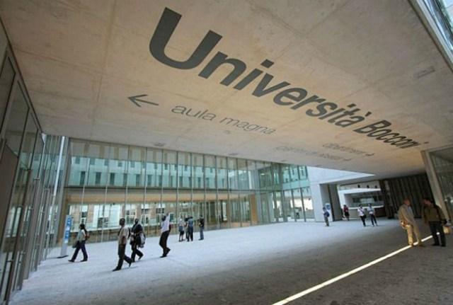 Università Bocconi | Crédito: Divulgação