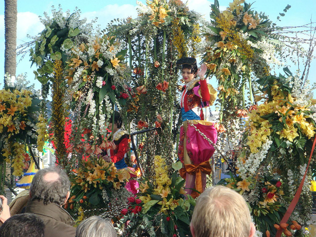 Batalha das Flores, Nice | Foto: csibon43 (Emmanuel Serriere), via Wikimedia Commons