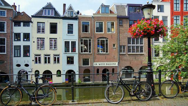 Utrecht   Foto: Janingw, via Pixabay
