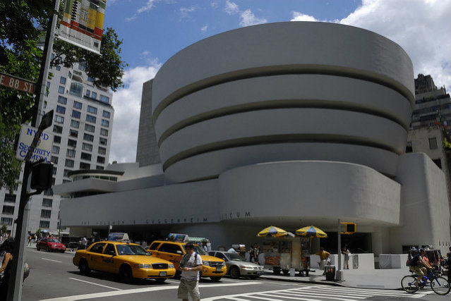 The Solomon R. Guggenheim Museum | Foto: Lars Jussaume, via Flickr