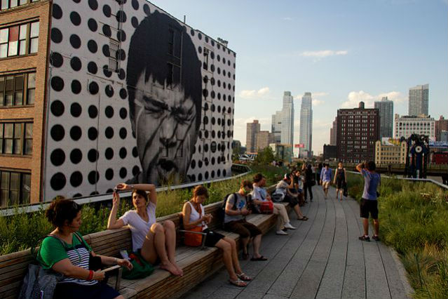 High Line | Foto: Mike Peel, via Wikimedia Commons