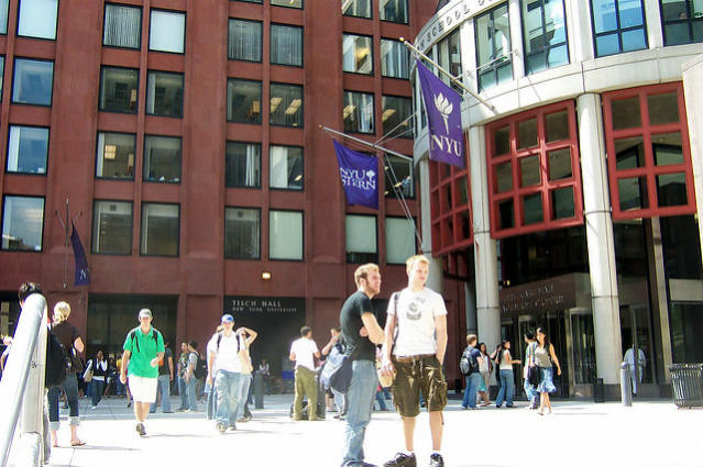 New York University | Foto: Barry Solow, via Flickr