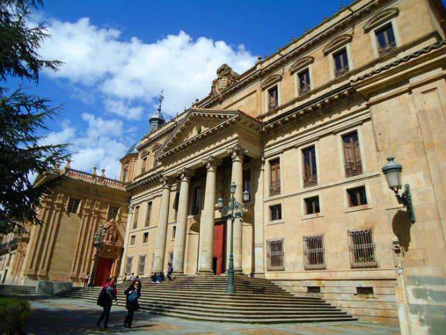Universidade de Salamanca | Palacio Anaya | Foto: Payanes8, via Wikimedia Commons