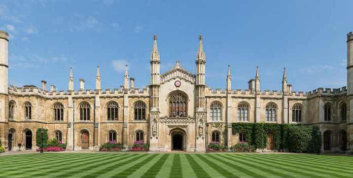 Bolsas Gates Cambridge   Universidade de Cambridge, Corpus Christi College   Foto: Diliff, via Wikimedia Commons