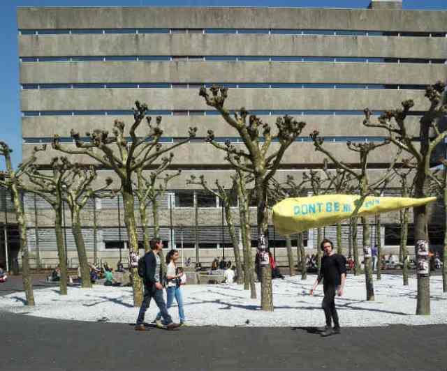 Bolsas de estudo na universidade Radboud, Holanda | Foto: Gerard Bierens, via Flickr