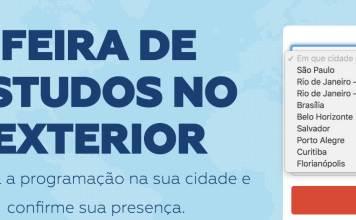 Portugal no Salão do Estudante 2018   Crédito: Divulgação