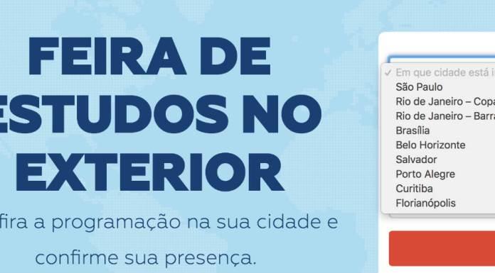 Portugal no Salão do Estudante 2018 | Crédito: Divulgação