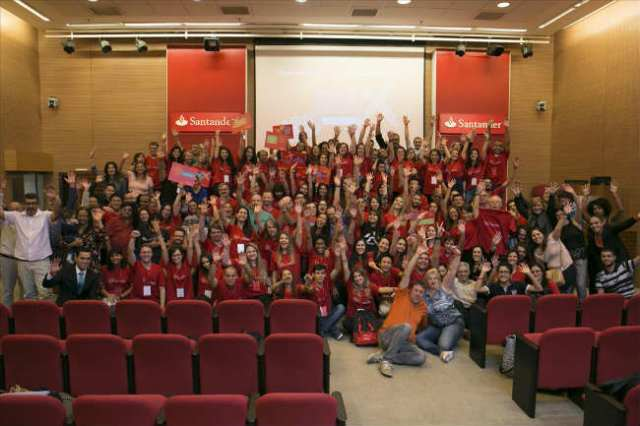 Programa Top España Santander | Foto: Renato Suzuki, Divulgação Santander