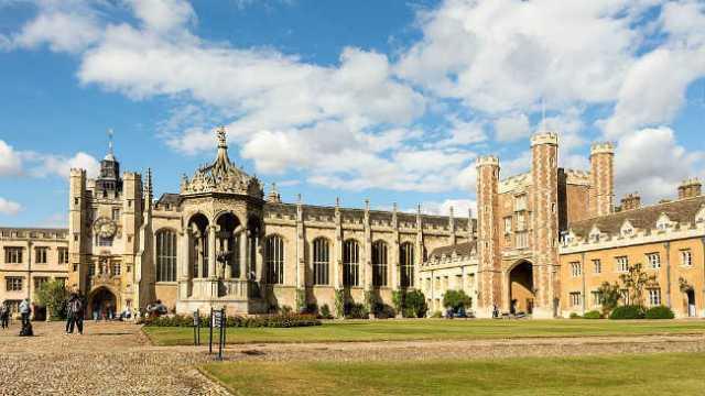 Trinity College, Irlanda | Foto: Rafa Esteve, via Wikimedia Commons