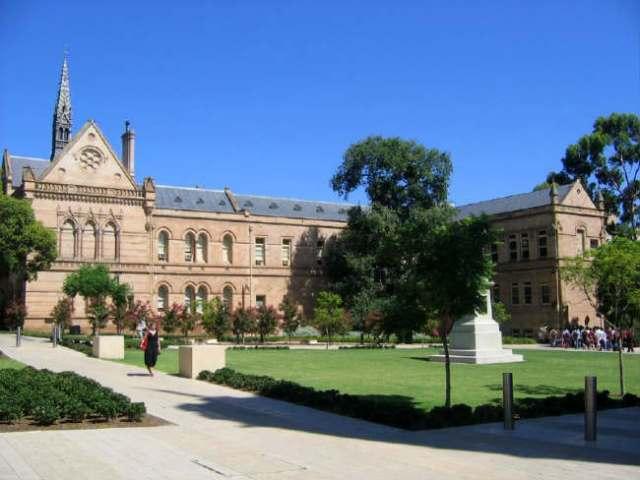 Universidade de Adelaide, Austrália | Foto: Bram Souffreau, via Wikimedia Commons