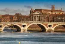 Pont Neuf, em Toulouse | Foto: Bernard O, via Flickr