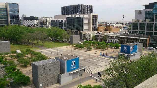Universidade de Melbourne | Foto: Polly clip, via Wikimedia Commons