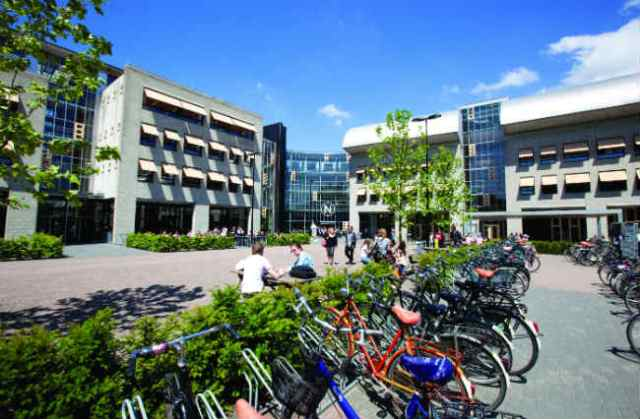 Breda University of Applied Sciences - Campus | FOTO: BUas