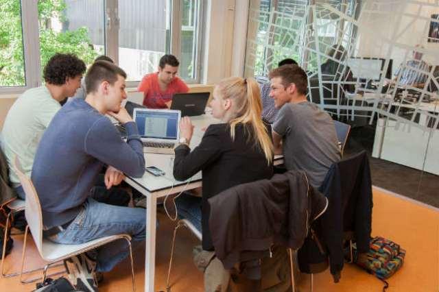 Breda University of Applied Sciences - Trabalhos em grupo - Logística | FOTO: BUas