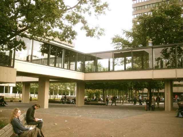 Bolsas para mestrado na Universidade de Radboud, Holanda | Foto: Cinelab, via Wikimedia Commons