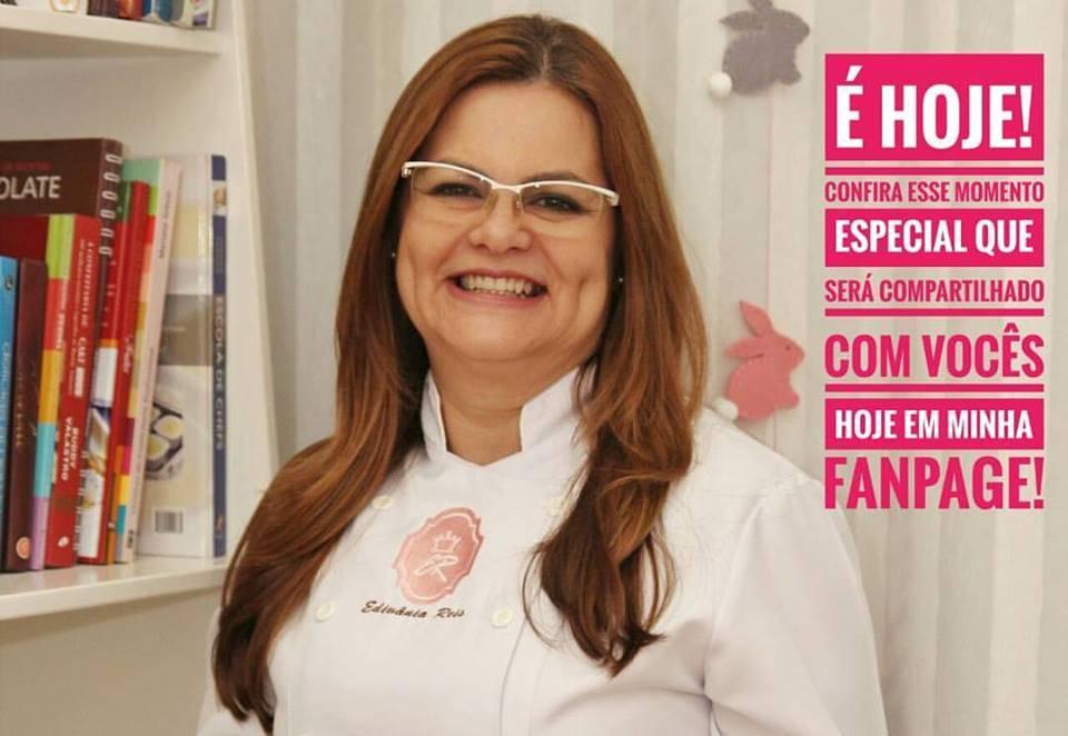 Edivânia Reis apresenta receita de Torta de Banana especial para o dia das mães