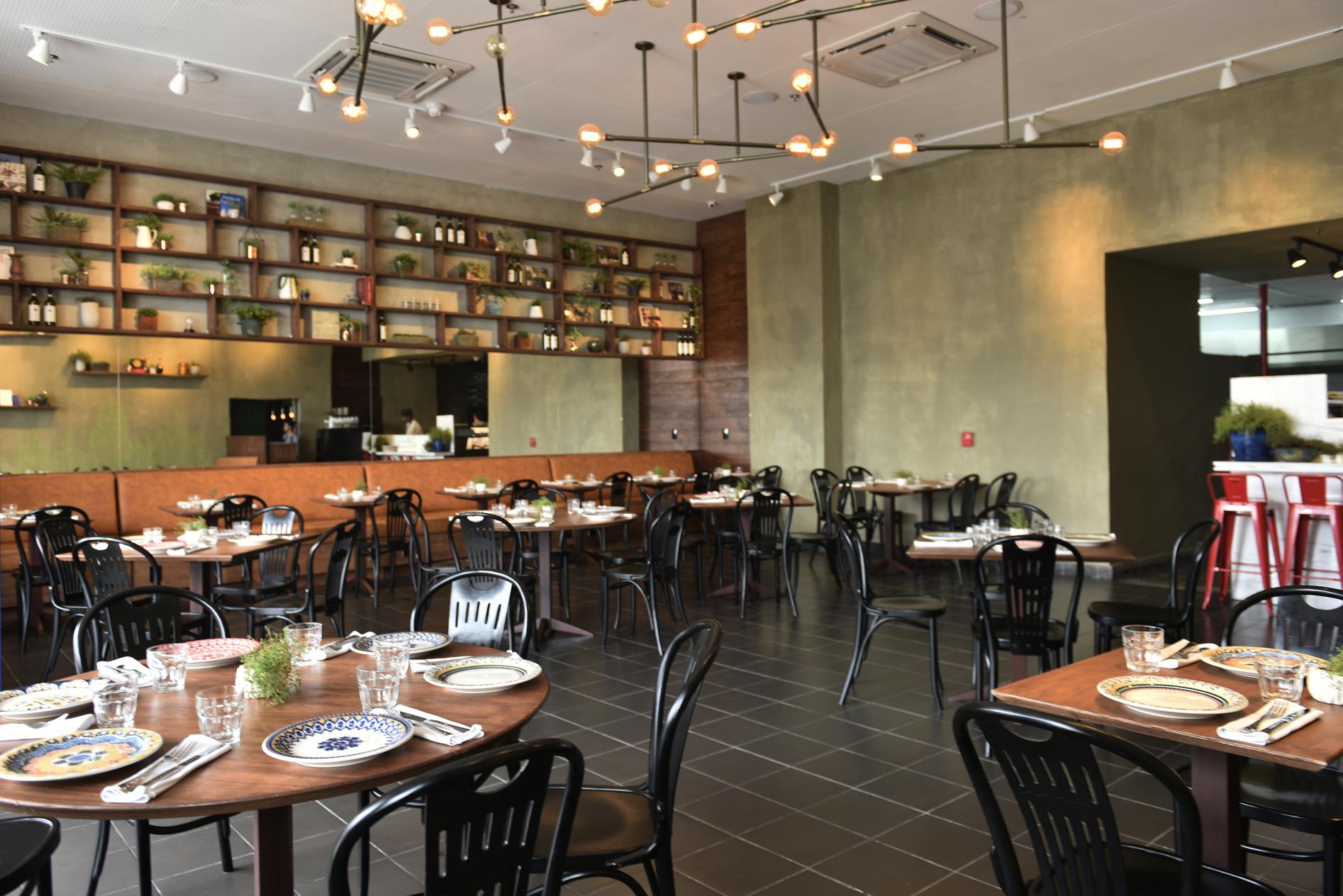 Restaurante TIMO oferece 'passeio pela Itália' com sua gastronomia diversificada