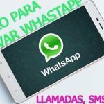 ¿Cómo tener WhatsApp con un Número Falso? 1