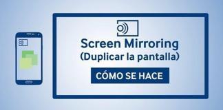 Como usar o activar Screen Mirroring en un Samsung Galaxy J7 1