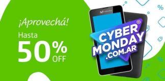 Promociones de Celulares Cyber Monday (2018) Movistar Argentina 12