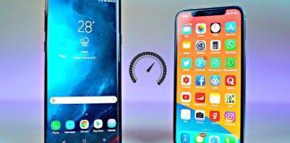 Galaxy Note 9 vs iPhone XSMax, prueba de rendimiento en apps y juegos 3