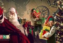 Las mejores aplicaciones para que tus hijos hablen y jueguen con Papa Noel 1