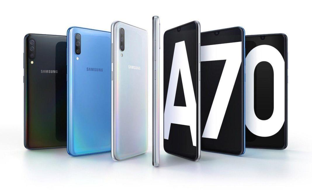 Samsung Galaxy A70, el nuevo celular de la Gama A 4