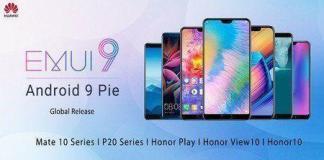 Huawei, que celulares se Actualizan a Android 9 1