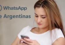 Números de Whatsapp de Chicas Argentinas 2