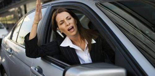 Consejos para no estresarse al volante