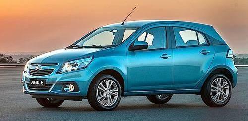 Chevrolet Agile 2014: Precio, Prestaciones e Imagenes 1