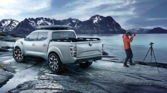 Renault Alaskan en Argentina, Precio, Fotos de la pick-up de Renault 2