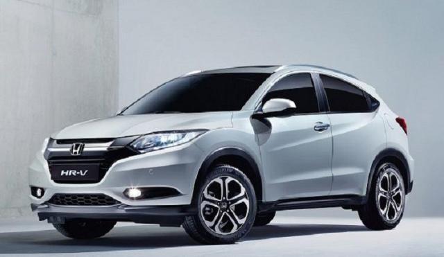 Honda HRV 2017 1