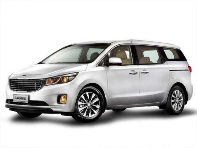 KIA Carnival EX 2.2 CRDi Aut Premium con motor Diesel 2.2 L u$s58.990.