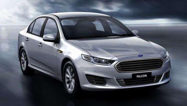 Nuevo Ford Falcon 2020, con un diseño totalmente renovado
