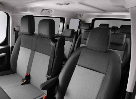Citroën SpaceTourer 2017 en Argentina, Precio, Versiones y Equipamiento 4
