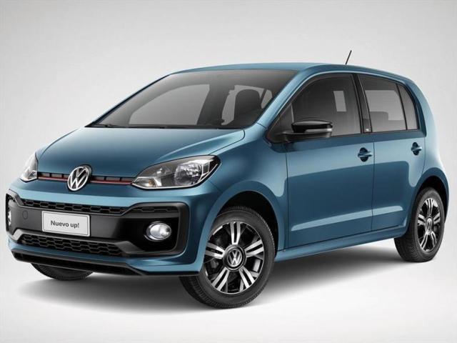 Volkswagen up! 5P 1.0 take up!$1.007.999 Nafta 1.0 L 75cv